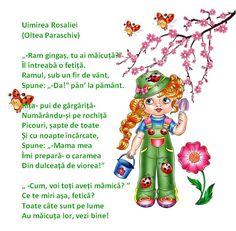 Nursery Rhymes, Christmas Ornaments, Holiday Decor, Gene, 8 Martie, Blog, Languages, Parenting, Xmas Ornaments