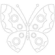 Раскраски - обводилки с насекомыми | Раскраски, Насекомые ...