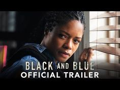 Black and Blue - Trailer - Frank Grillo, Naomie Harris, Reid Scott Mike Colter, Frank Grillo, Movies To Watch, Good Movies, Funny Movies, Thriller, Film Black, Sony Pictures Entertainment, Female Cop