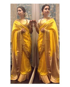 31247256fd6bc This Celeb is Giving Us Some Serious Saree Goals