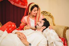 Aiza khan after Nikkah