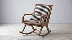 Bakersfield Rocking Chair - great for kids' rooms or playroom