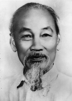 Learn About Ho Chi Minh Leader of Vietnam: Ho Chi Minh, leader of North Vietnam, in 1969.