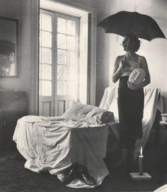 Oda a la Necrofilia, 1962, by Kati Horna