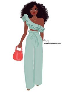 @nichollekobi| Be Inspirational ❥|Mz. Manerz: Being well dressed is a beautiful form of confidence, happiness & politeness