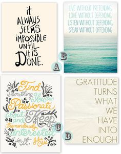 Quotes can be nice | Flickr - Photo Sharing!