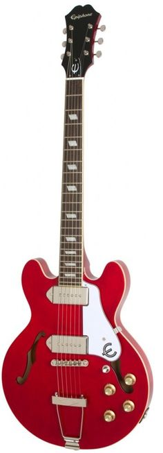 Epiphone Casino Coupe Electric Guitar - Cherry