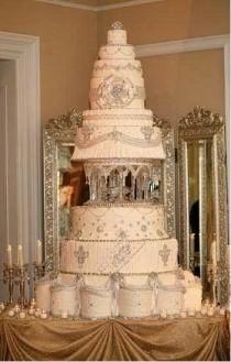 Свадебный торт |