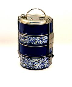 smth like this but made of cardboard #indian tiffin carrier #tiffin box