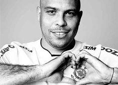 Sport Club Corinthians Paulista - Ronaldo, o fenômeno.