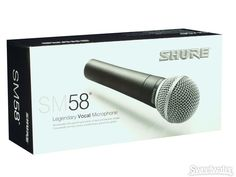 Shure SM58 | Sweetwater.com