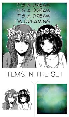 """Untitled #1307"" by nyankitty123 ❤ liked on Polyvore featuring art"