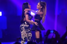 Ariana and nicki