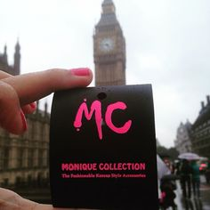 My MC goes to LONDON  by moniquerahayu