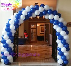 how to build a 10' by 10' balloon arch - Google Search Balloon Arch, Balloons, Cumple Paw Patrol, Canopies, Our Wedding, Google Search, Christmas, Ideas, Arches