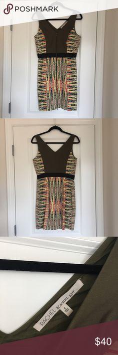Tribal print dress Tribal print Rachel by Rachel Roy dress. 100% cotton. Feels great on. Perfect condition RACHEL Rachel Roy Dresses