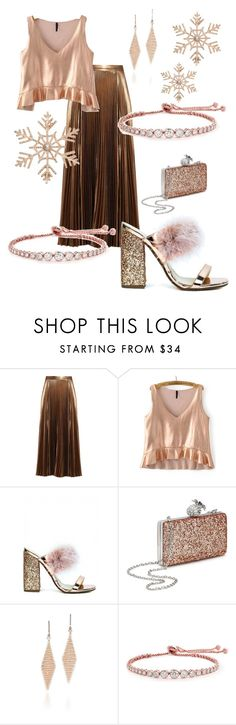 """""""Dunkirk"""" by rellenj ❤ liked on Polyvore featuring A.L.C., Miss Selfridge, Tiffany & Co., CARAT* London and John Lewis"""