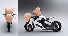 IZH concept motorcycle | Bike EXIF