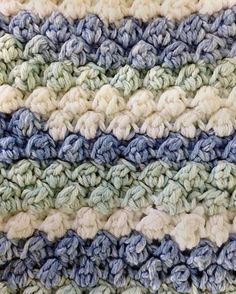 Click the photo for the Berry Stitch pattern.