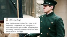 Downton Abbey + textposts : is cailín doire mé Edith Crawley, Matthew Crawley, Branson Downton Abbey, Period Dramas, Period Movies, Rob James Collier, Phyllis Logan, Allen Leech, Lady Sybil