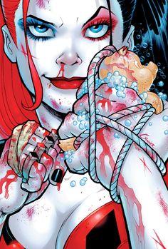 Harley Quinn - Amanda Conner & Alex Sinclair