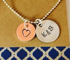 Name Necklace Family Necklace Hand Stamped Personalized Children's Names Necklace Mommy Necklace, Grandma Necklace