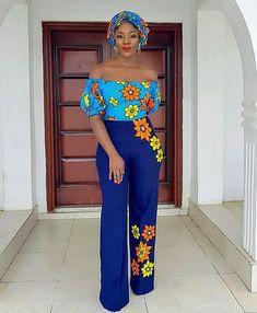 Nos Fêtes en Wax – chretienne-en-beaute Africa Fashion, Ethnic Fashion, Shweshwe Dresses, Style Ethnique, Latest Ankara Styles, New Wardrobe, Daily Fashion, Wrap Dress, Style Inspiration