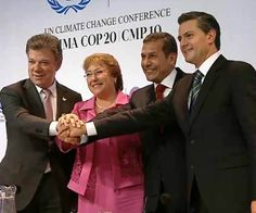 #CLIMATE #SWD #GREEN2STAY Call EPN the world reach agreement to combat climate change - See more at: http://www.oem.com.mx/elsoldemexico/notas/n3635553.htm#sthash.QM5GLjcW.dpuf