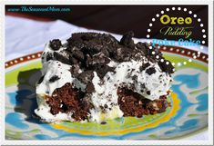 Oh, my. This is SO delicious. The vanilla pudding keeps this chocolate cake incredibly moist, while the Oreo cookies add just the right crunch on top! It's messy, but it's also very easy for kiddos to shovel into their mouth by the spoonful. Perfect potluck food, or even a nice treat to follow dinner on …