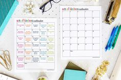 Almost a year ago we used the book The Life-Changing Magic of Tidying Up to declutter our home, but where are we with the KonMari Method one year later? Printable Calendar Pages, Printable Planner, Free Printables, Home Binder, Budget Binder, To Do Planner, Planner Pages, Goal Setting Sheet, How To Make Labels