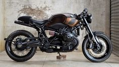 Bmw R NineT Cafe Racer #motorcycles #caferacer #motos | caferacerpasion.com