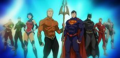 Special Edition Podcast – Justice League: Throne of Atlantis