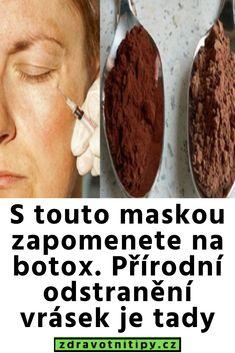 S touto maskou zapomenete na botox. Beef, Food, Meat, Essen, Meals, Yemek, Eten, Steak