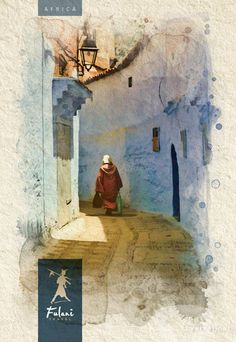 Morocco - Infografía para catálogo de viajes Africa, Illustration, Painting, Visual Identity, Sun Art, Photo Retouching, Visual Arts, Graphic Art, Digital Art