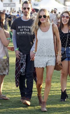 Kate Bosworth from Coachella Fashion: The Best Celebrity Looks Ever | E! Online