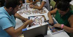 Éxito de participación en el II concurso de puzzles de la provincia de Ávila.