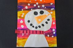 A Snowman Time of Year: Cross-Curricular Thematic Unit
