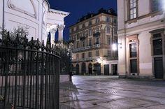 Piazza della Consolata - Torino Daily Photo