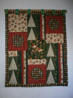 MURAL NAVIDAD patchwork