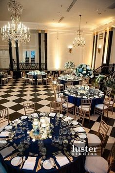 lighting, unique floors, color scheme - all great Ballroom Wedding, Chapel Wedding, Party Venues, Wedding Venues, Elegant Wedding, Diy Wedding, Wedding Ideas, Unique Flooring, Room Setup