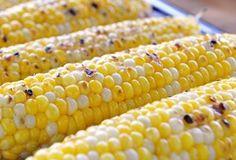 corn on cob 300x204 grilled corn on cob