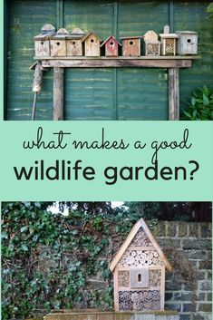What do you consider to be a 'wildlife garden'? Do you think it means weeds and untidiness? Or a great deal of hard work? In fact, a wildlife garden can. Design Thinking, Garden Privacy, Vegetable Garden Design, Water Features In The Garden, Backyard Landscaping, Landscaping Ideas, Ponds Backyard, Backyard Ideas, Garden Inspiration