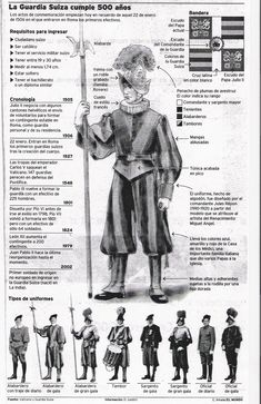 Santa Sede, Swiss Guard, Honor Guard, Faith In Love, Vatican City, Papi, Old Master, Switzerland, Rome