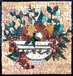 "12x12"" Marble Mosaic Fruits Art Tile, Kitchen Decor Mozaico, http://www.amazon.com/dp/B003DPCJN0/ref=cm_sw_r_pi_dp_PbTQpb1KH2NVF"
