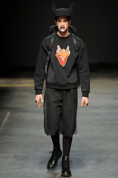 Modeconnect.com - Bobby Abley MAN AW2014 at London Collections Menswear #LCM