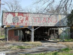 The legendary Playland Park off Broadway.