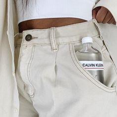 Ck One, White Shorts, Calvin Klein, Women, Fashion, Moda, Women's, Fashion Styles, Woman