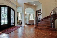 crazy. this is how i want my entry way to be.