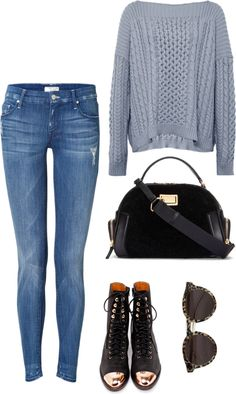 """""""Black and White"""" by nicole-carter on Polyvore"""