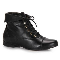 Bota Coturno Desmond Cl593 - Preto Shoes Boots Combat 871bb3ad40bba
